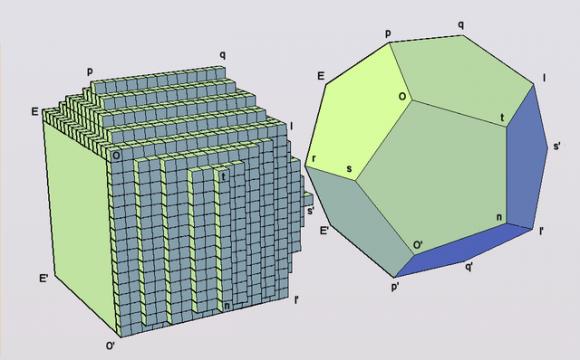 Dodecaedro de Haüy