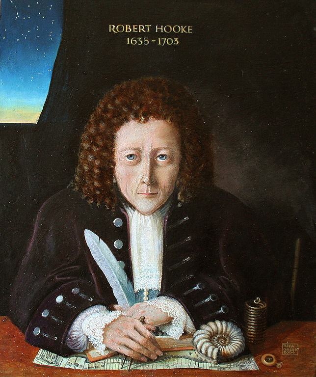 La injusticia de Cosmos para con Robert Hooke