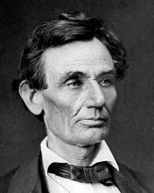 Abraham Lincoln (1860)