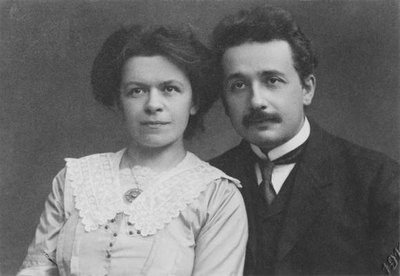 Einstein y... Mileva Marić