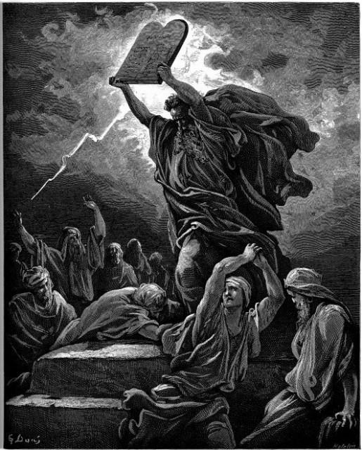Concurso ED: Moisés